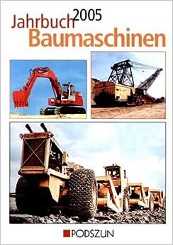 Jahrbuch Baumaschinen 2005