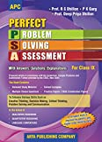 img - for Perfect PSA (Problem Solving Assessment) with Answers / Solutions / Explanations Class- IX book / textbook / text book