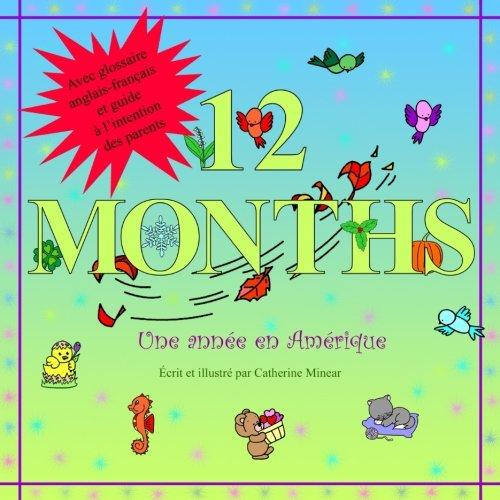 12 Months: Une année en Amérique (French Edition) ebook