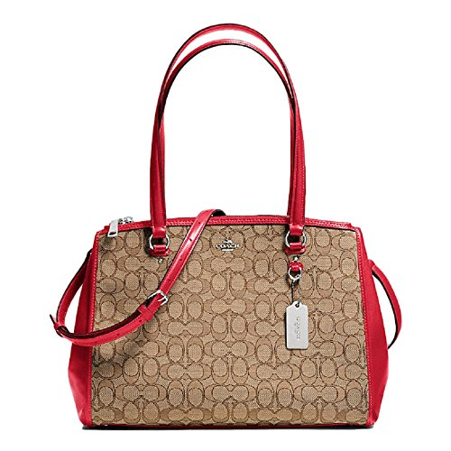 Coach Red Handbag - 8