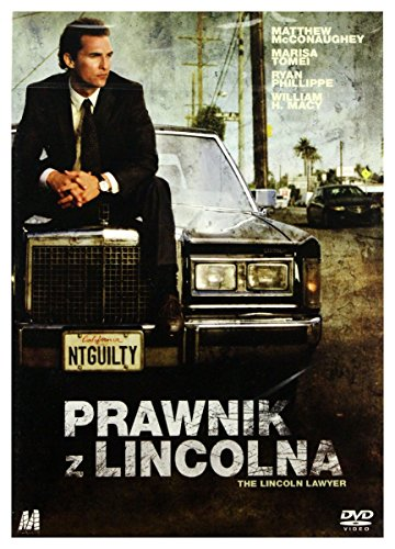 The Lincoln Lawyer [DVD] (English audio)
