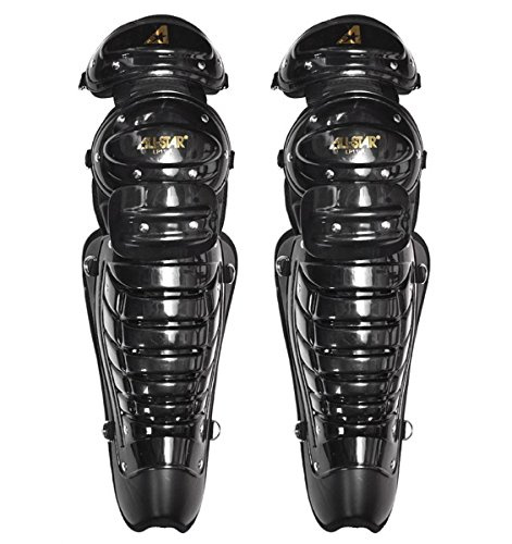 ALL-STAR LP11 Double Knee Umpire Leg Guards
