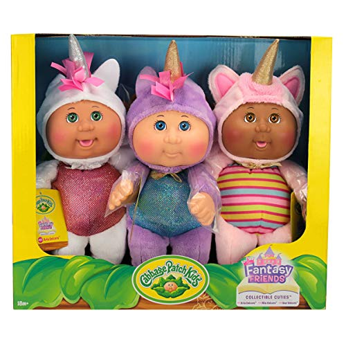 Cabbage Patch Kids Collectible Cuties Fantasy Friends from Cabbage Patch Kids