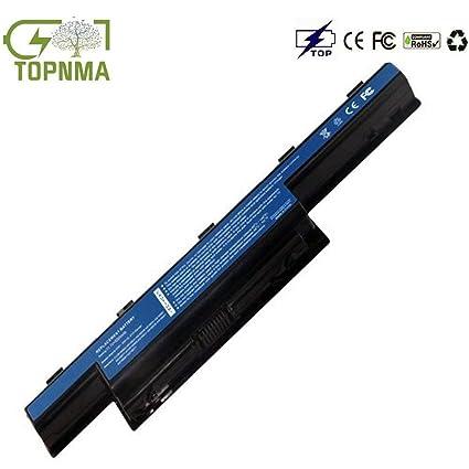 Topnma® Batería de repuesto para portátil Acer Aspire 4741 5750 4551 G 4771 G 5741
