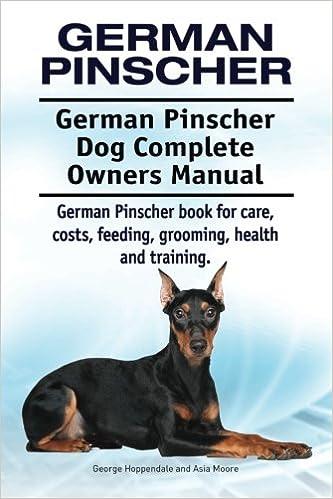 German Pinscher (Comprehensive Owners Guide)