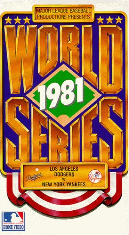 1981 World Series - Los Angeles Dodgers vs New York Yankees ()