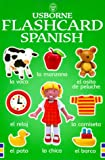Usborne Flashcard Spanish (Spanish Edition)