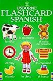 Usborne Flashcard Spanish (Spanish Edition)
