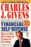 Financial Self Defense, Charles J. Givens, 0671516906