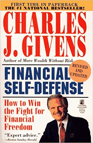 Financial Self Defense Givens Charles J 9780671516901 Amazon Com Books