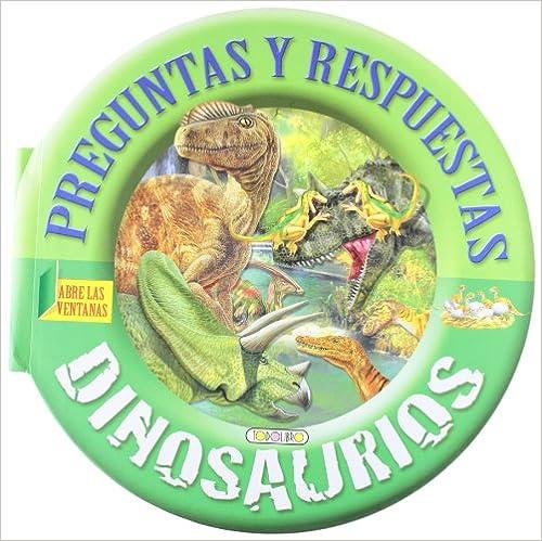 Descargar ebooks alemanes Dinosaurios (Preguntas y respuestas con ventanas) PDB