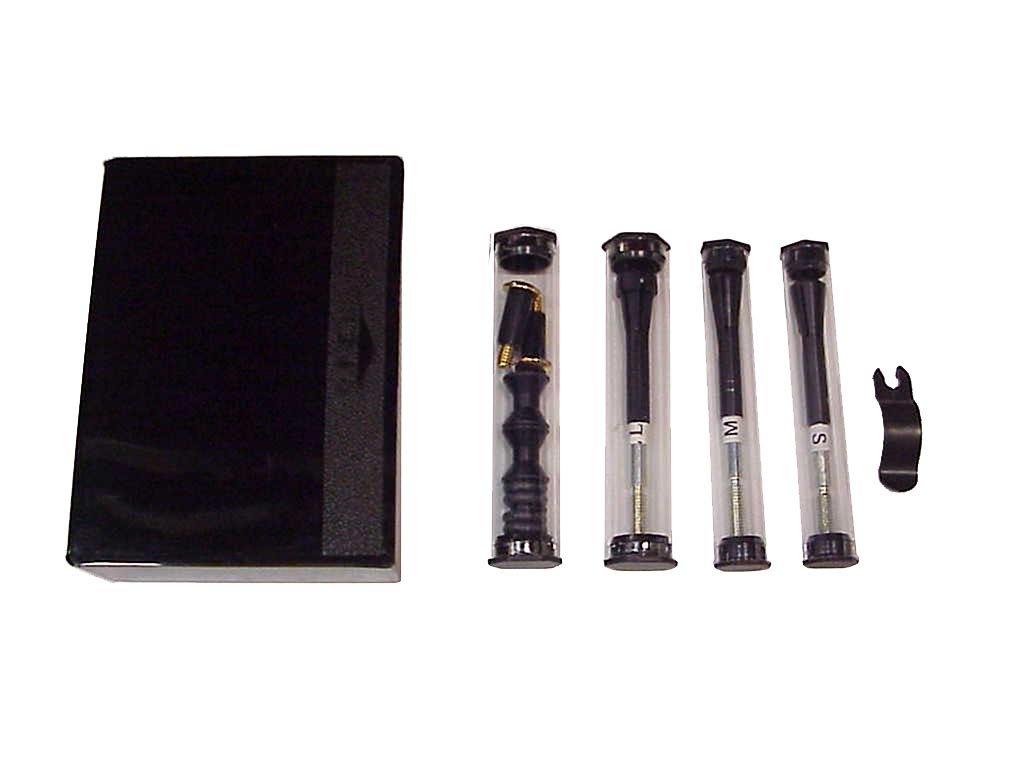 Sempre Module Mechanical Watch Winder in Black Leather by Orbita