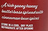 Trader Joes Cinnamon Bun Spread - Pack of 2 Jars