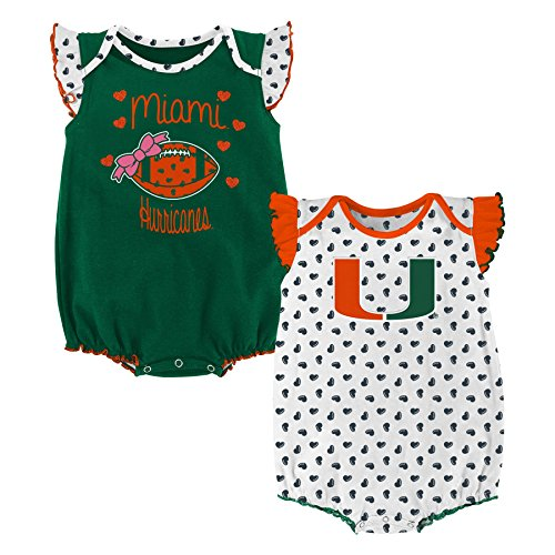 Hurricanes Heart (NCAA Miami Hurricanes Children Boys