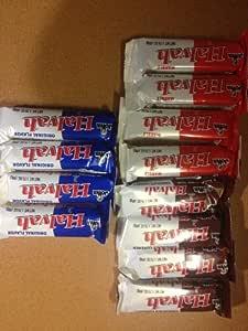 Joyva Halvah Variety 12 Count 4 Vanilla 4 Chocolate 4 Marble=12CT