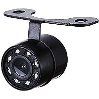 Câmera de Ré Automotiva com Visão Noturna Conexão RCA - Auto Care, AU717, Preto