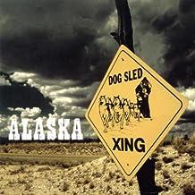Dog Sled Crossing by Alaska (2007-02-10)