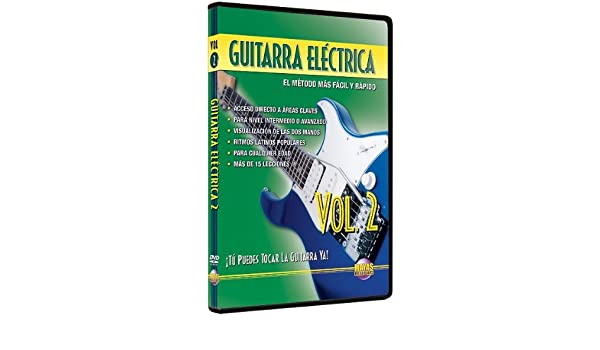 Guitarra Electrica 2 DVD Region 1 US Import NTSC: Amazon.es: Cine ...