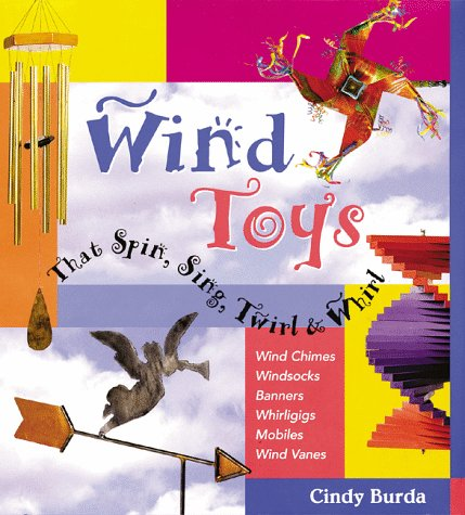 Wind Toys That Twirl Whirl product image