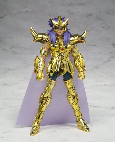 Bandai Tamashii Nations Scorpio Milo Saint Seiya Saint Cloth Myth