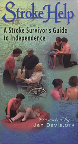 A Stroke Survivor's Guide To Independence: Wheelchair Transfers [VHS]