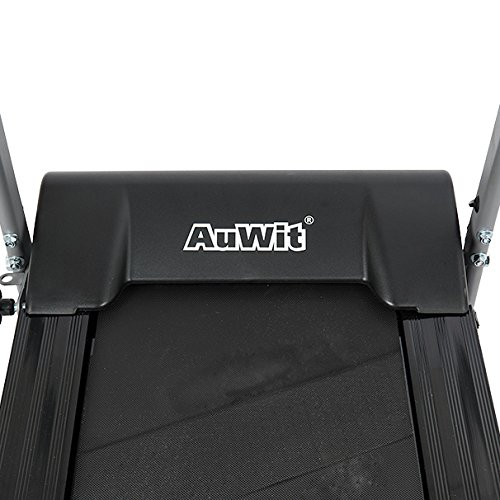 AuWit 1100W Series Electric Motorized Folding Treadmill (Black) by AuWit (Image #9)