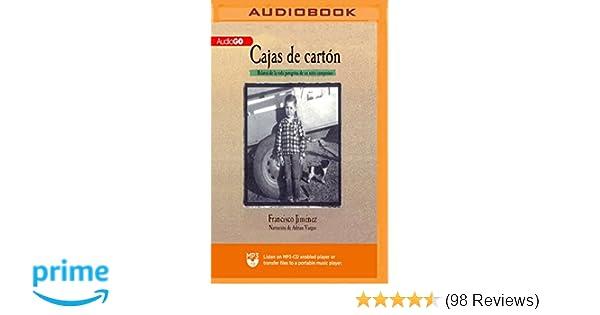 Cajas de Carton (Spanish Edition): Francisco Jimenez, Adrian ...
