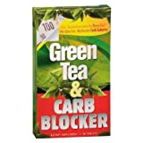Applied Nutrition Green Tea Fat Burner & Carb Blocker, Tablets 20 ea by Applied Nutrition