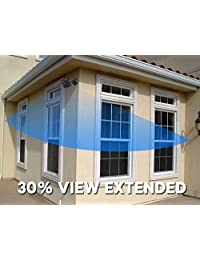 Blink XT - Soporte de pared para Blink XT (360 grados, ajustable, para interior y exterior) Negro