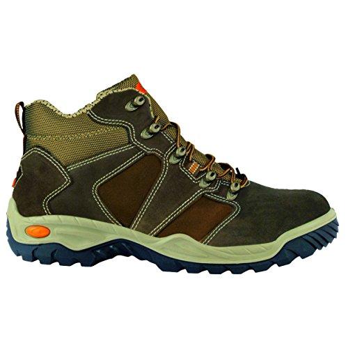 """Cofra 75550–003.w42Talla 42S3SRC–Zapatillas de seguridad """"Nueva Soul, color marrón"""