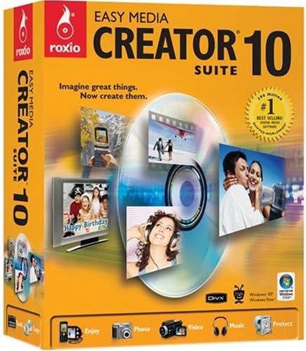 Easy Media Creator Suite 10 License