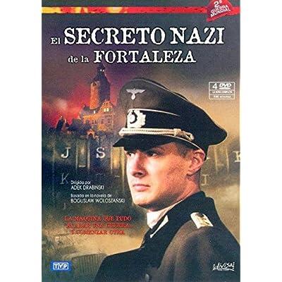 El secreto nazi de la fortaleza [DVD]