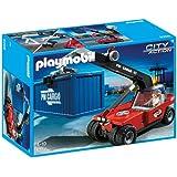 Playmobil - Transportador de contenedores (5256)