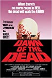 "DAWN OF THE DEAD MOVIE POSTER 24"" X 36"" #24307"