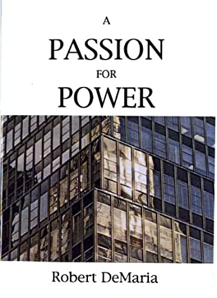 book cover of A Passion for Power