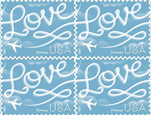 Skywriting USPS Forever Celebrate Valentines product image