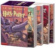 Harry Potter Boxset 1-4