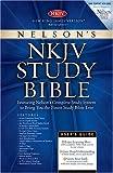 Study Bible-NKJV-Personal Size, Thomas Nelson, 0718014359