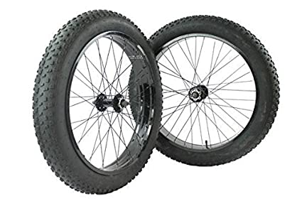 "Bike RIDEWILL par ruedas Fat Bike ""24"" con cubiertas 24 x 4,"