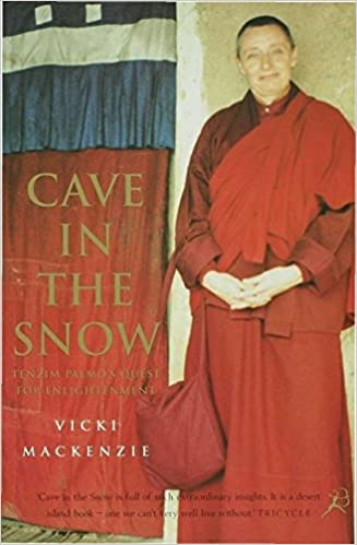 Image result for a cave in the snow tenzin palmo