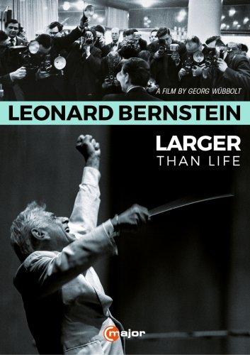 Bernstein Dvd - Leonard Bernstein: Larger Than Life