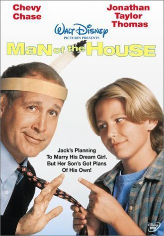 Man of the House by Walt Disney Home Video