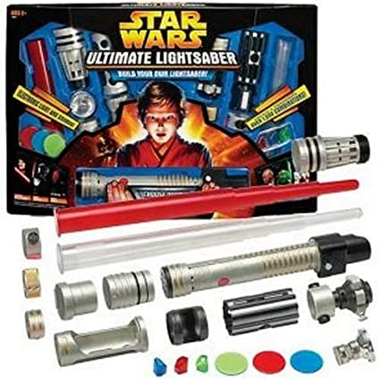 amazon com star wars ultimate lightsaber toys games