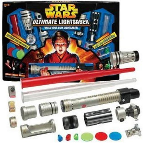 Star Wars Ultimate Lightsaber]()