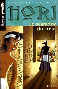 """Afficher """"Hori scribe et détective Le scarabée du coeur"""""""