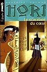 Les aventures d'Hori, tome 1 : Le Scarabée du coeur par Egémar