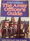 img - for Army Officers Guide 43ED book / textbook / text book