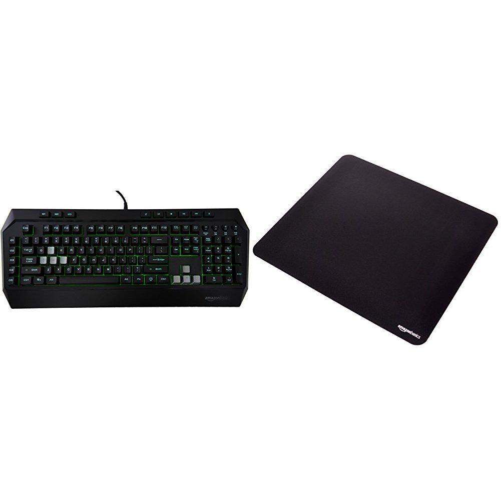 10-Pack Basics Gaming Mouse Pad