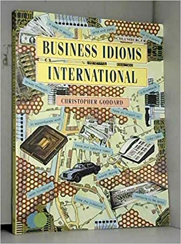 Amazon com: Business Idioms International (English Language Teaching