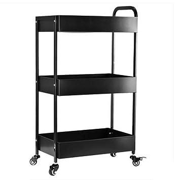 Amazon.com: RMJAI Storage Racks 3-Tier Kitchen Storage ...